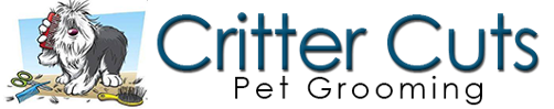 Logo, Critter Cuts Pet Grooming